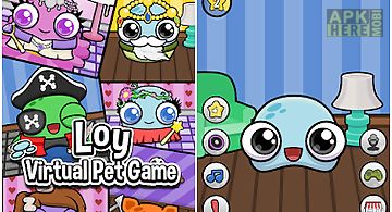 Loy 🐾 virtual pet game