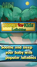 songs for kids - lullabies