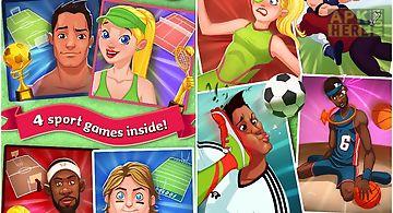 Sports dream team