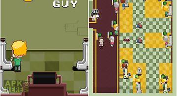 The toilet guy
