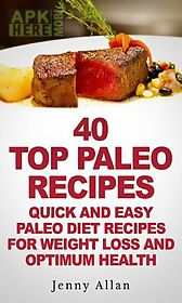 40 top paleo recipes quick and easy