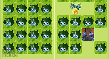 Bugs life memory game