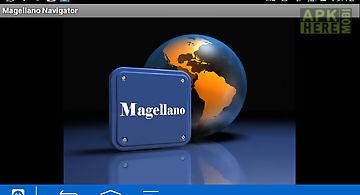 Magellano navigator gps