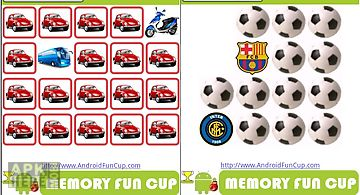 Memory fun cup - androidfuncup