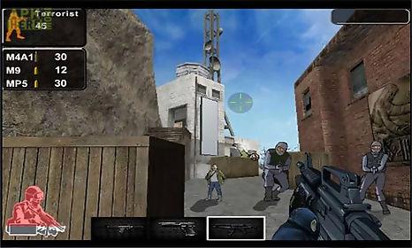 sniper shootingcross fire ii