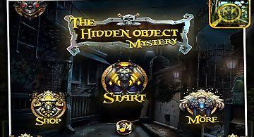 The hidden object mystery