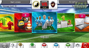 Top eleven:football manager