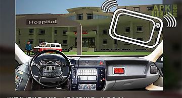 Ambulance driver 3d simulator