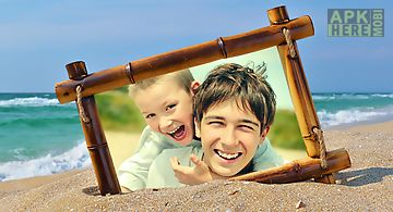 Beautiful photo frame