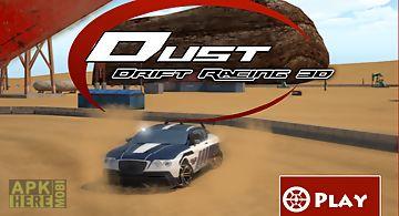 Dust drift racing 3d driver