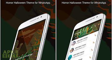 Horror halloween theme for wp