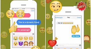 Kika emoji animated2 sticker