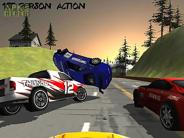 rally racing 2015