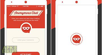 Random video chat - video call