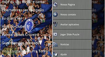 Cruzeiro - músicas da torcida