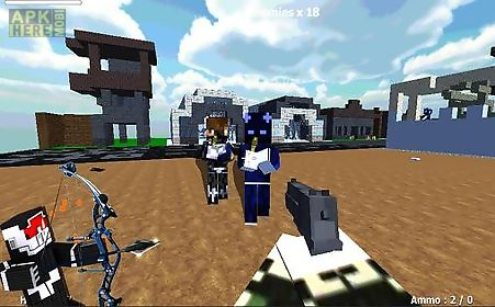 cube soldiers: crisis survival