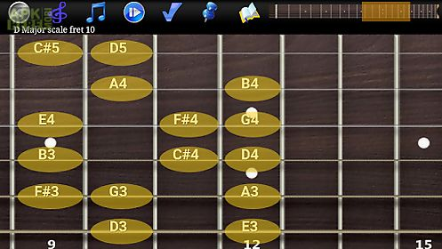 Guitar Scales Chords Free For Android Free Download At Apk Here