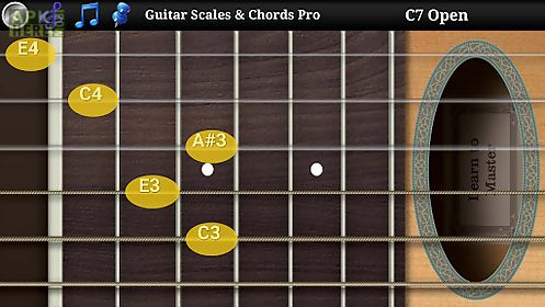 Guitar scales & chords free for Android free download at Apk Here ...