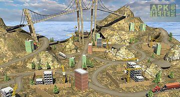 Hill climb 3d truck simulator