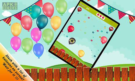 balloon popping for kids pop