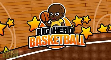 Big head basketball