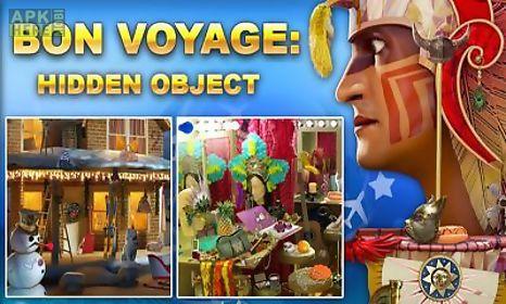 bon voyage hidden objects