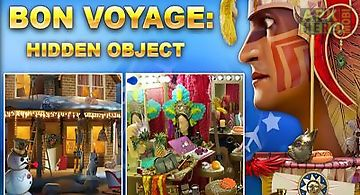 Bon voyage hidden objects