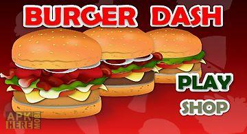 Burger dash