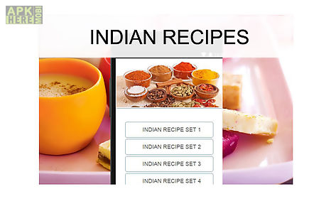Indian recipes food for android free download at apk here store indian recipes food forumfinder Images