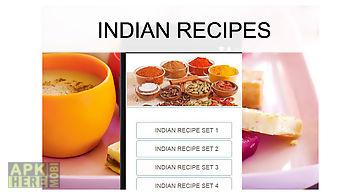 Indian recipes food