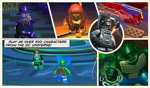 Lego batman gotham e oltre perfect for Android free download at Apk ...