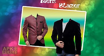 Man blazer photo suit app