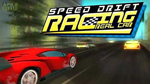 real car speed drift racing