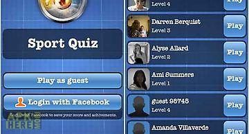 Sport quiz free