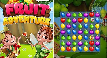 Viber: fruit adventure