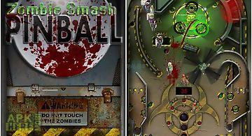 Zombie smash: pinball
