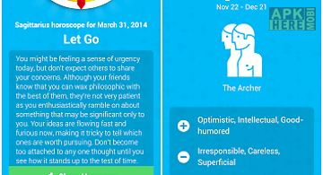 Daily horoscope by moonit