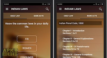 Daily laws - india