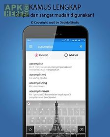 Indonesia - english dictionary for Android free download at