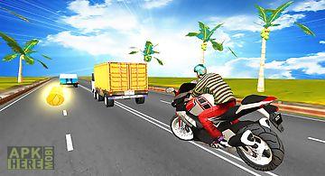Subway speed moto