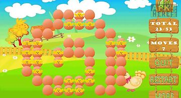 Egg hatch-puzzle games