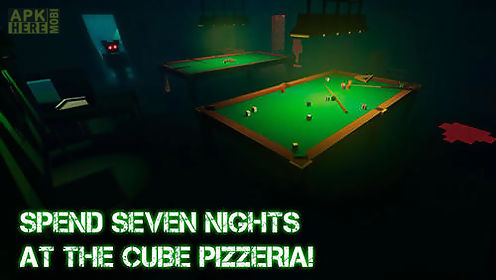 nights at cube pizzeria 3d 4