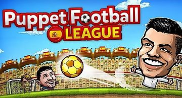 Puppet football: league spain