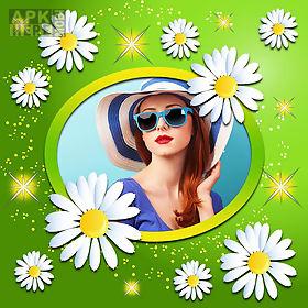 animated flower frames