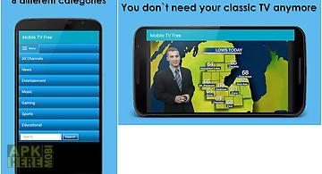 Mobile tv free