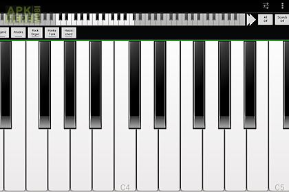 my piano instruments