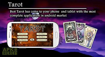 Tarot free cards dark