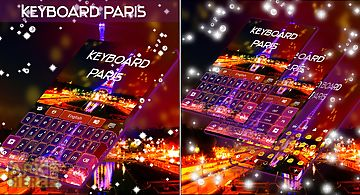 Theme for paris keyboard