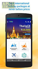 thomas cook - holiday packages