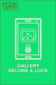 gallery secure and lock